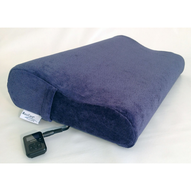 MusiCure Pillow with MP3/Bluetooth player